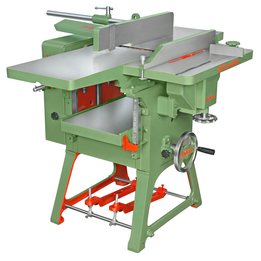 Thickness With Surface Planner Woodworking Machinery